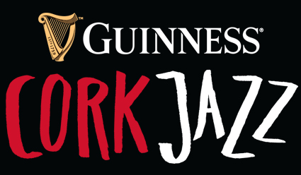 cork jazz fest logo black