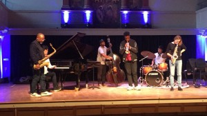 Nu Troop bristol jazz 2018